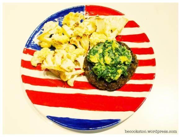 DIY veggie burgers rock