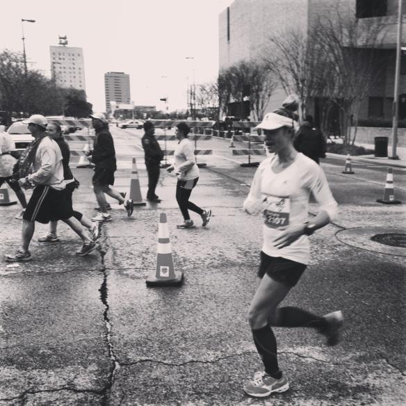 Marathon: DONE! yay (veggie style)
