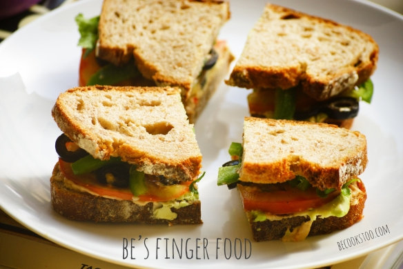 BE's finger food!