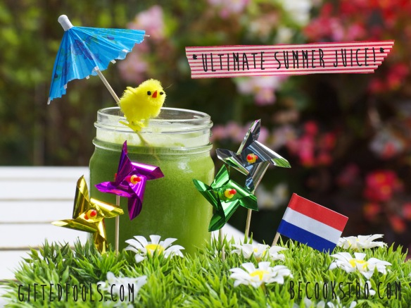 ultimate summer juice - gifted fools style